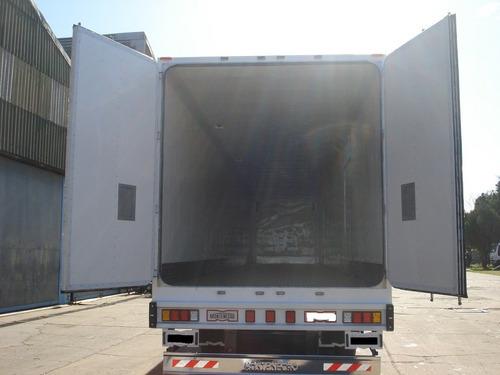 semiremolque furgon montenegro okm disponible....!!!!