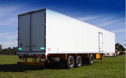 semiremolque furgón paquetero - astivia - anticipo de