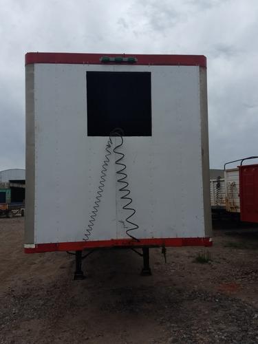 semiremolque furgón térmico astivia p. anticipo financio
