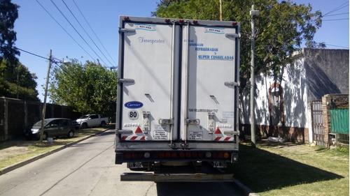 semiremolque furgon termico con equipo thermo king anticipo