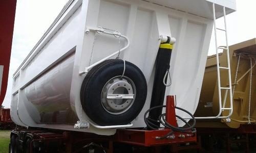 semiremolque hermann batea cerealera nuevo modelo 0 km
