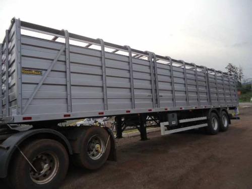 semiremolque jaula de ganado origen brasil