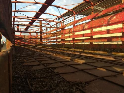 semiremolque jaula hacienda golondrina financio p. anticipo