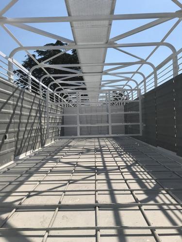 semiremolque jaula montenegro 2 ejes financio p anticipo