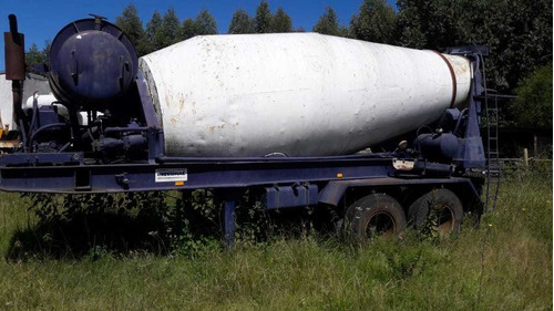 semiremolque mixer