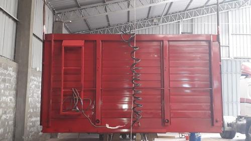 semiremolque salto  2+1. 14.5mts modelo 2006