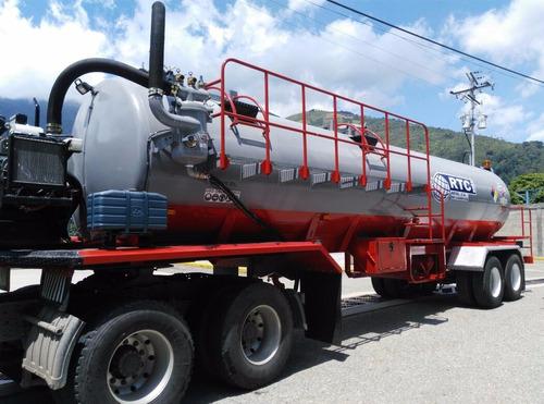 semiremolque tanque vacuum 160 bls