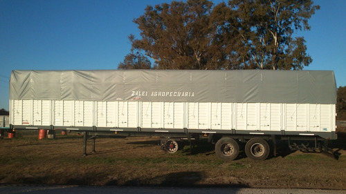 semiremolques carrocería acoplados venta fabricación