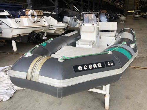 semirigido callegari ocean 460 motor honda 50 4 tiempos