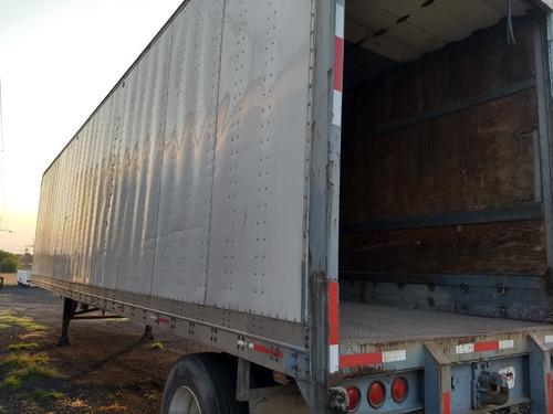 semirremolque caja seca, marca exa, mod. 2006 de 40 pies