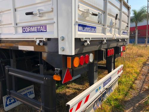 semirremolque cormetal okm,3 ejes,nueva configuración.52.500