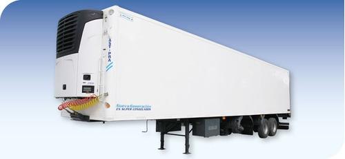 semirremolque furgón térmico  ast-pra okm 2017 (anticipo)