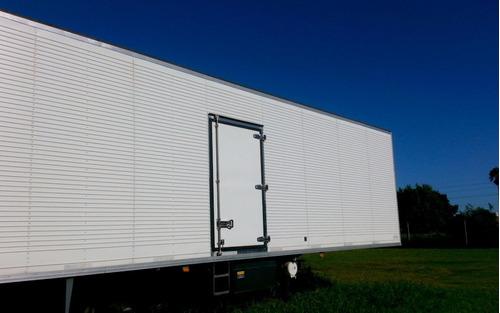 semirremolque  furgón térmico astivia 14.5m  -  anticipo de: