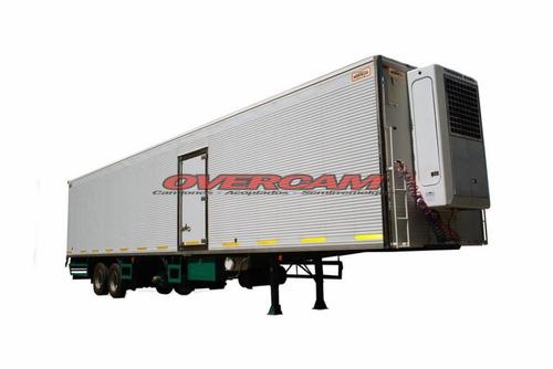 semirremolque furgon termico montenegro 0 km