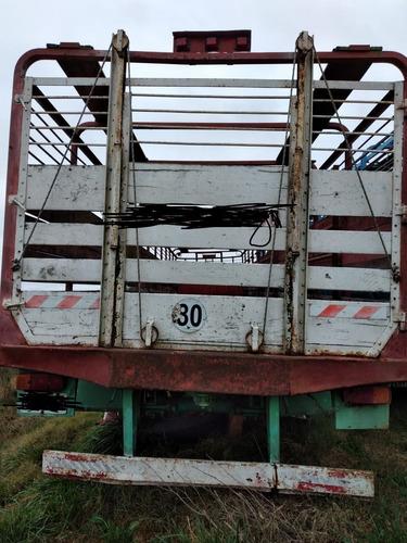 semirremolque jaula cimec 1992