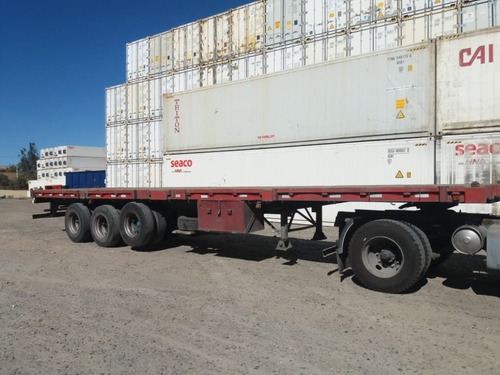 semirremolque l.trucking excelente estado