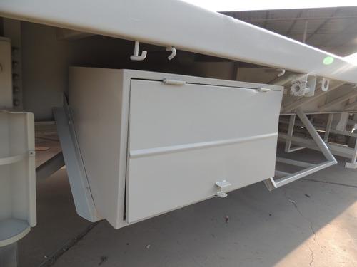 semirremolque plataforma carreta