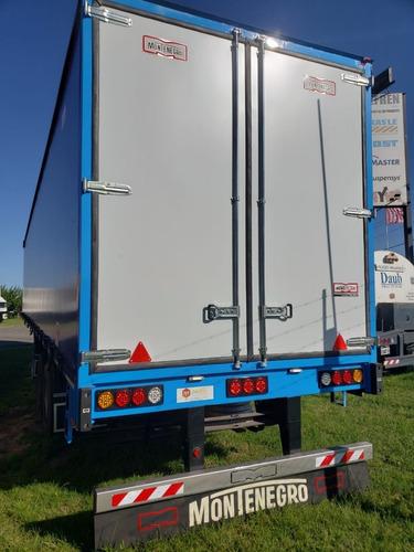 semirremolque sider montenegro 0km 14,50 entrega inmediata!