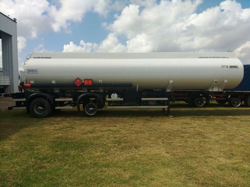 semirremolque tanque combustible  randon 2011 anticipo+finan