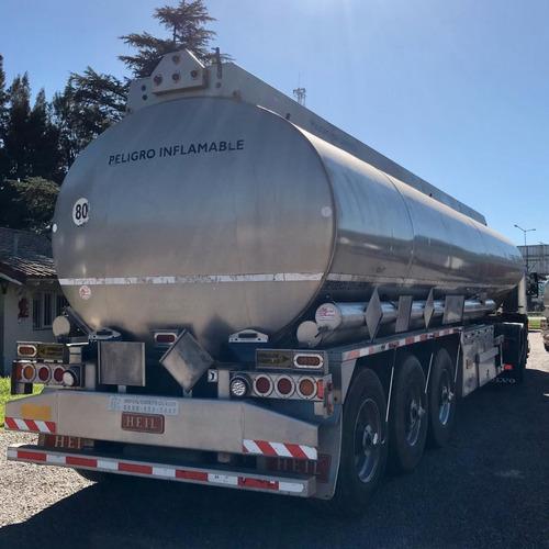 semirremolque tanque heil ´09 $ 1600000
