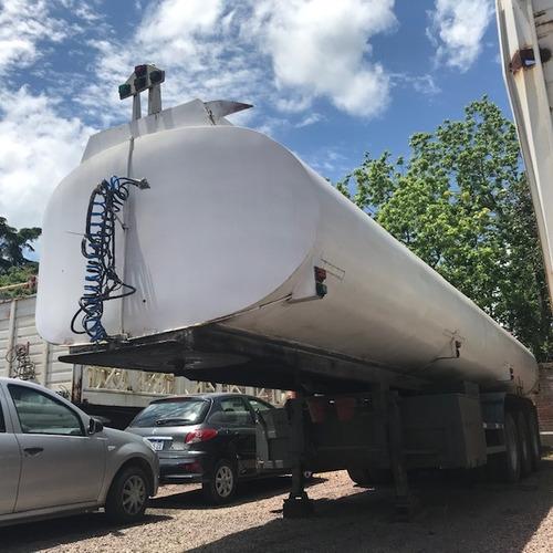 semirremolque tanque movil tanques, 5cist `02 $ 440000