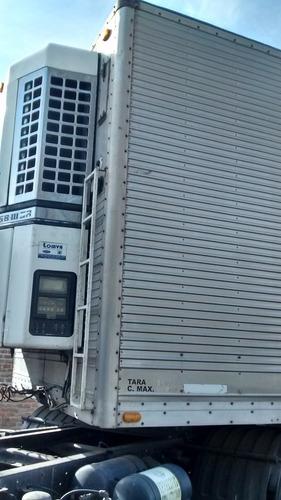 semirremolque termico con gancheras marca astivia 2007