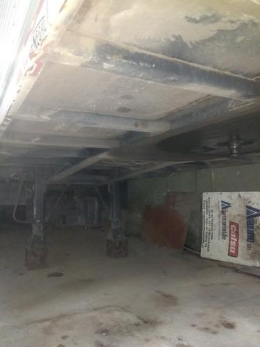 semirremolque termico montenegro 28 pallets 2013