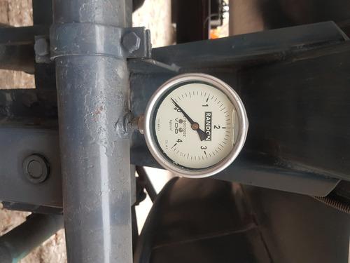 semirremolque tolva randon con compresor sin cubiertas
