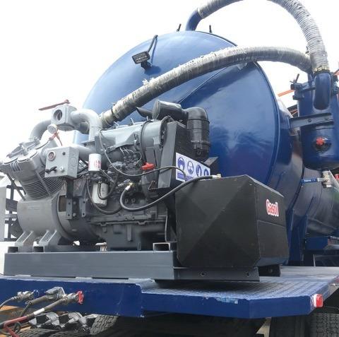 semirremolques tanques vacuum para 160 bls y mas