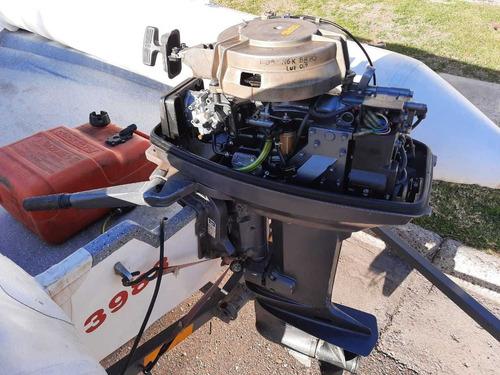 semirrigido 4.30 motor suzuki 40 hp