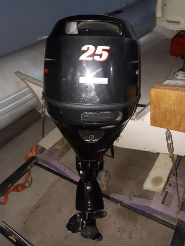 semirrigido 4.30 suzuki 25 hp 4t