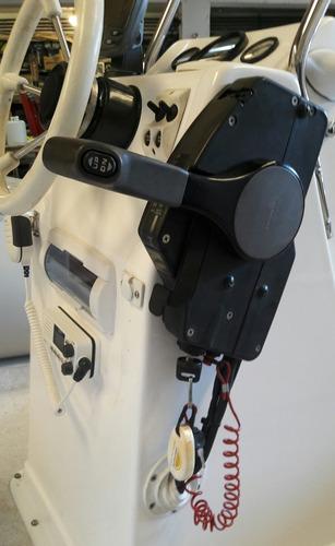 semirrigido 4.70 con honda 50 hp - directo astillero