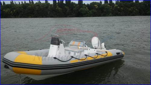 semirrigido 5 mts nuevo modelo kiel + evinrude etec 60 hp 0k
