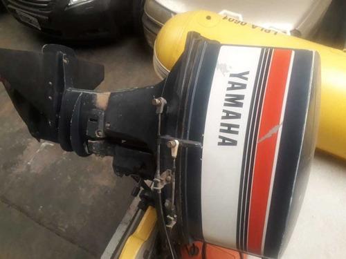 semirrigido 5.2 mts /yamaha 40 hp c/trailer tomo auto/ moto