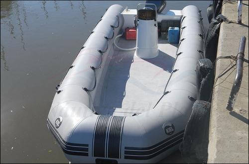 semirrigido 670 nuevo suzuki 0 horas 115 hp 4t pesca, paseos