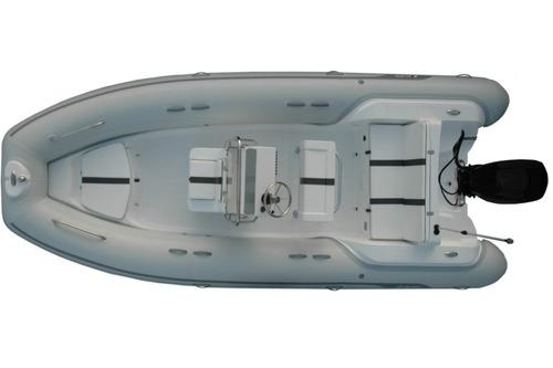 semirrigido ab 19 vst oceanus - 5.80 m - hypalon