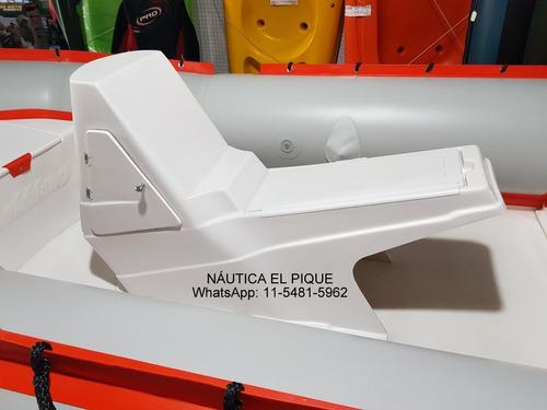 semirrigido albatros 4.30 matrizado 0 km. año 2020 quilmes!!