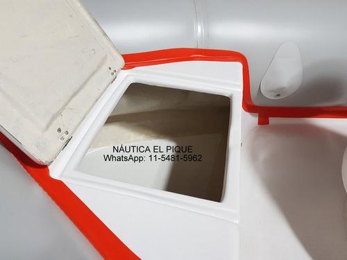semirrigido albatros 4.30 matrizado 2020 0km  nuevo quilmes