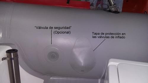 semirrigido albatros 5.00 matrizado nuevo 2021 0km el pique