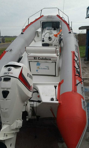 semirrigido albatros 5.50 matrizado 0 km año 2020!!! quilmes