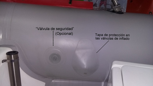 semirrigido albatros 5.50 piso matrizado 0 km