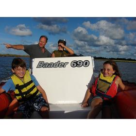 Semirrigido Baader Semitrack 6.90 Trabajos Especiales,pesca