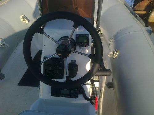 semirrigido bim 4,3 c 40 hp 4tiempos igual okm 35 hs de uso