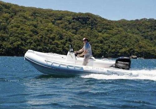semirrigido bote coral sea hifei hv 320 nuevo ap no zodiac