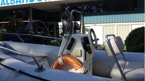 semirrigido imega c/motor mercury 90 hp todo año 2010 !!!!