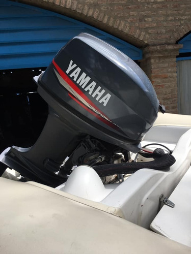 semirrigido kiel 460 con yamaha 40 hp - vendo/permuto