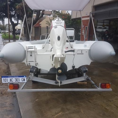 semirrigido kiel 500 nuevo promocion stock nautica milione 1