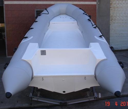 semirrigido kiel 5,60 mts. 2020 y  motores nautica milione