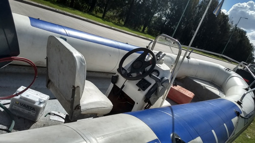 semirrígido kiel motor yamaha 60 hp