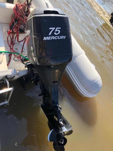 semirrigido lakes 550 mercury 75 2 no bim no kiel no zodiac